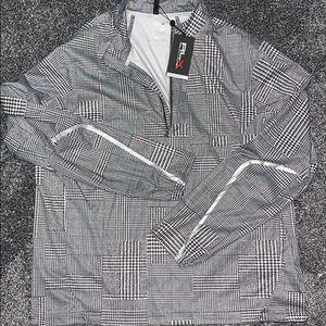 New Ralph Lauren RLX Golf Pullover Jacket